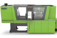 Engel will use a tie-bar-less Victory injection moulding machine