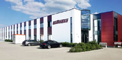 Wittmann completes facility extension