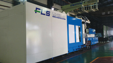 FCS new model two-platen LM