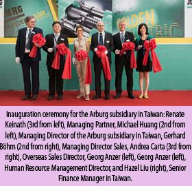 Arburg-inaugurates